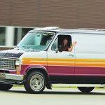 Ford Van 1977