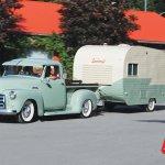 GMC pick-up 1949