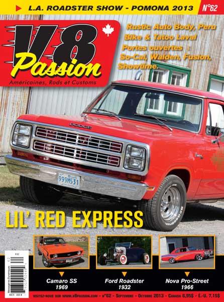COVER V8 - #28