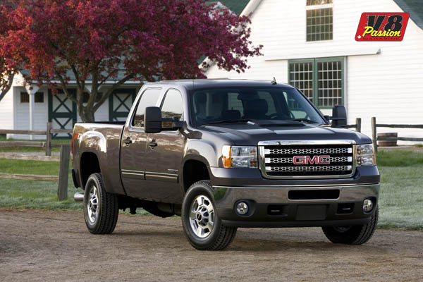 2014 GMC Sierra 2500 HD SLE