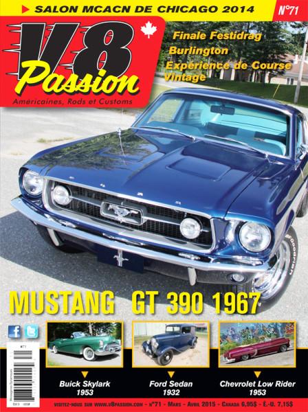 COVER V8 - #71